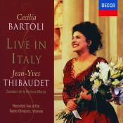 Cecilia Bartoli - Live in Italy Songs