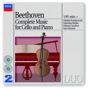 Beethoven: Complete Music for Cello and Piano Songs
