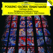 Poulenc: Gloria; Stabat Mater Songs