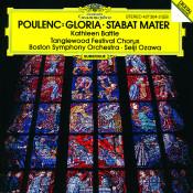 Poulenc Gloria Stabat Mater Songs