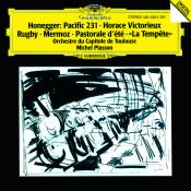 Honegger Prelude Pastorale Dete Poeme Symphonique Horace Victorieux Songs