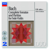 Bach J S Complete Sonatas Songs