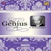 The Genius Of Pt Basavraj Rajguru Cd 3 Songs