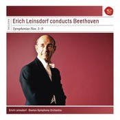 Erich Leinsdorf Conducts Beethoven Symphonies 1 - 9 Songs