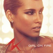 Girl On Fire  Song