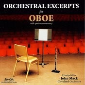 Orchestral Excerpts For Oboe Songs