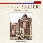 Antonio Salieri: Ouvertures Songs