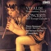 Doncerti dell'Europa Galante: Vivaldi / Sammartini / Babell Songs