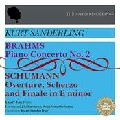 Kurt Sanderling - The Soviet Recordings: Brahms & Schumann Songs
