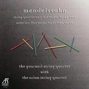 Mendelssohn: String Quartet No. 3 in D Major, Octet in E-Flat Major for Strings Songs