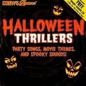 Halloween Thrillers Songs