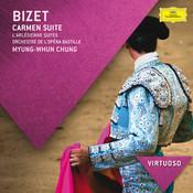 Bizet: Carmen Suite; L'arlésienne Suites Songs