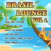 Brasil Lounge Vol.1 Songs