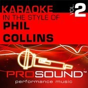 Separate Lives (Karaoke Lead Vocal Demo)[In The Style Of Phil Collins ] Song