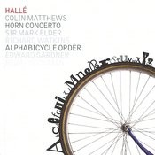 Matthews: Alphabicycle Order & Horn Concerto Songs