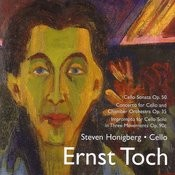 Toch: Music For Cello Songs