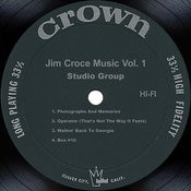 Jim Croce Music Vol. 1 Songs