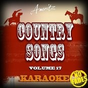 Karaoke - Country Songs Vol. 17 Songs