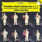 Prokofiev: Piano Sonatas Nos. 3, 7 & 8 Songs