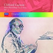 Clifford Curzon: Decca Recordings 1941-72, Vol.2 Songs