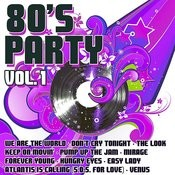 80's Party Vol. 1 Songs