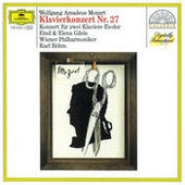 Mozart: Piano Concerto No.27; Concerto for Two Pianos K.365 Songs