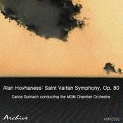 Saint Vartan Symphony, Op. 80: V. Song