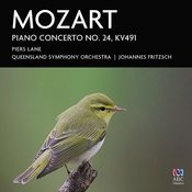 Mozart Piano Concerto No. 24, K. 491 Songs