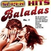 Super Hits Baladas Vol. 1 Songs