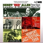 Red Allen Meets Kid Ory (Remastered) Songs