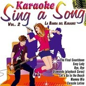 Sing A Song Karaoke Vol. 2 Songs