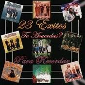 23 Exitos Para Recordar Songs