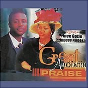 Great Anointing Praise, Pt. 3 Song