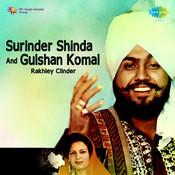 Surinder Shinda And Gulshan Komal - Rakhley Clinder Songs