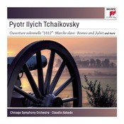 Tchaikovsky: 1812 Overture, Slavonic March, Romeo and Juliet Fantasy Overture & The Tempest Songs