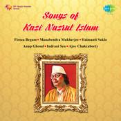 Tabo Gaaner Bhashay Sure Indrani Sen Kazi Nazr Songs