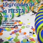 15 Grandes De La Fiesta, Vol. 1 Songs
