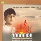 Aarambh By Shrinivas Joshi Songs