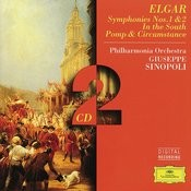 Elgar: Symphony No. 1; In The South; Pomp & Circumstance (2 Cds) Songs