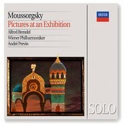 Mussorgsky: Pictures at an Exhibition (Piano & Orchestral versions) Songs