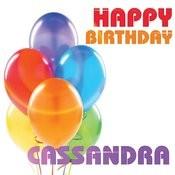 Happy Birthday Cassandra Songs