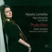 Prokofiev: Violin Sonatas Songs