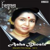 Evergreen Asha Bhosle Marathi Film Songs Vol 1 Songs