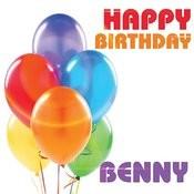 Happy Birthday Benny Songs
