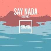 Say Nada (Remixes) Songs