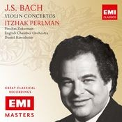 Bach: Violin Concertos etc Songs
