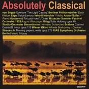 Edvard Grieg: Suite Holberg/Johannes Brahms: Clarinet Quintet in B Minor, Et Al. Songs