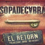 El retorn (Palau Sant Jordi 9.09.2011) Songs