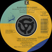 The Old Apartment (Radio Remix) / Lovers in a Dangerous Time [Outtake] (45 Version) Songs