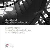 Shostakovich : Violin Concertos Nos 1 & 2 (-  Elatus) Songs
